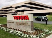 Cổ phiếu Toyota lần đầu đạt mốc 10.000 yên