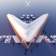 """Những concept showroom VinFast """"bứt phá mọi giới hạn"""""""