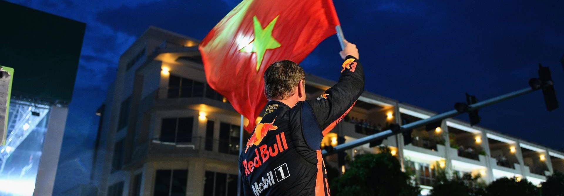 Chặng đua F1 Hà Nội sẽ diễn ra vào 22/11?