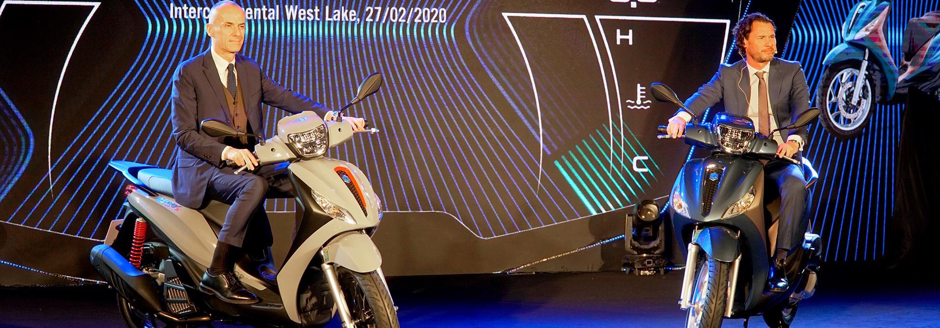 Soi chi tiết Piaggio Medley 2020 có gì hơn Honda SH