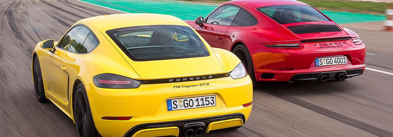 4 lý do Porsche Cayman tốt hơn Porsche 911