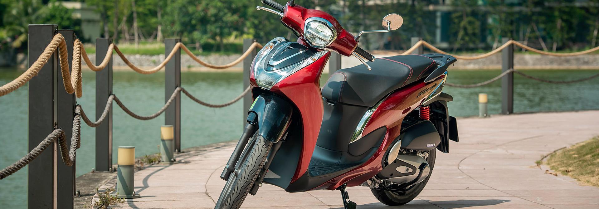 Xe tay ga Honda SH Mode 2020 ra mắt, giá từ 53 triệu đồng