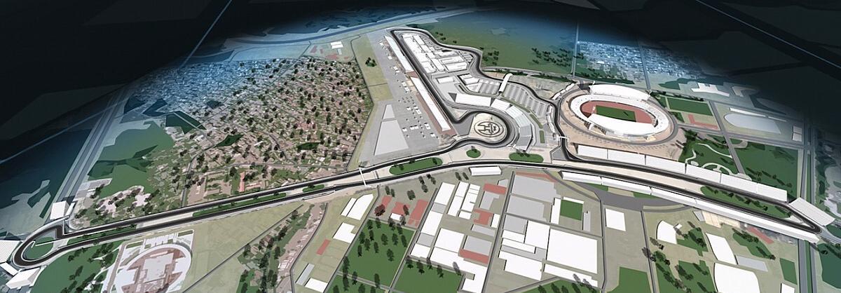 F1 Hà Nội không có tên trong lịch đua 2021