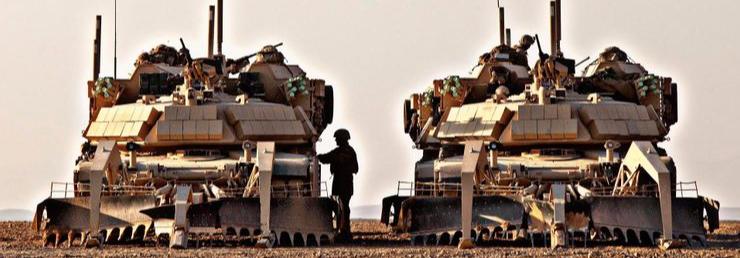 """Những """"siêu xe"""" đặc chủng không có đối thủ của quân đội Mỹ (P1)"""