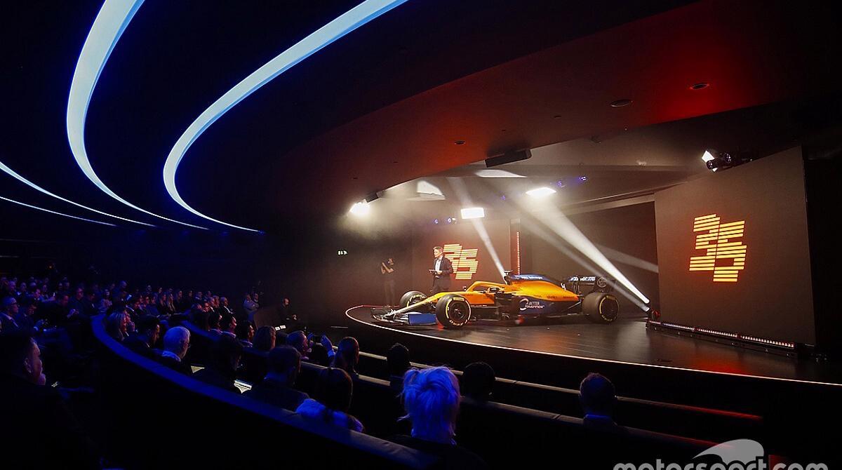 McLaren sẽ ra mắt xe đua mới vào tháng 2 sắp tới