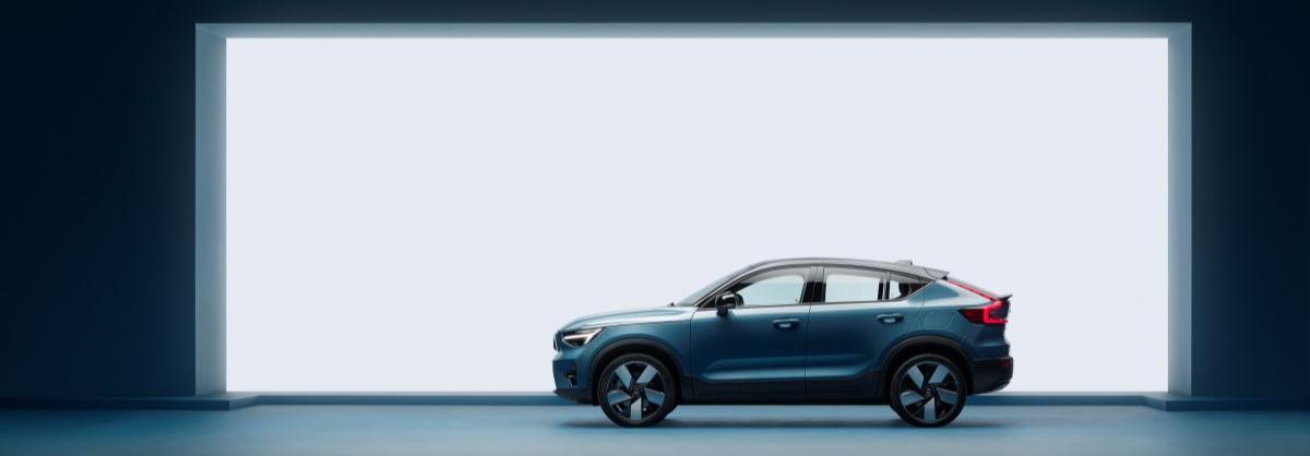 2021 Volvo C40 Recharge thuần chạy điện chính thức ra mắt