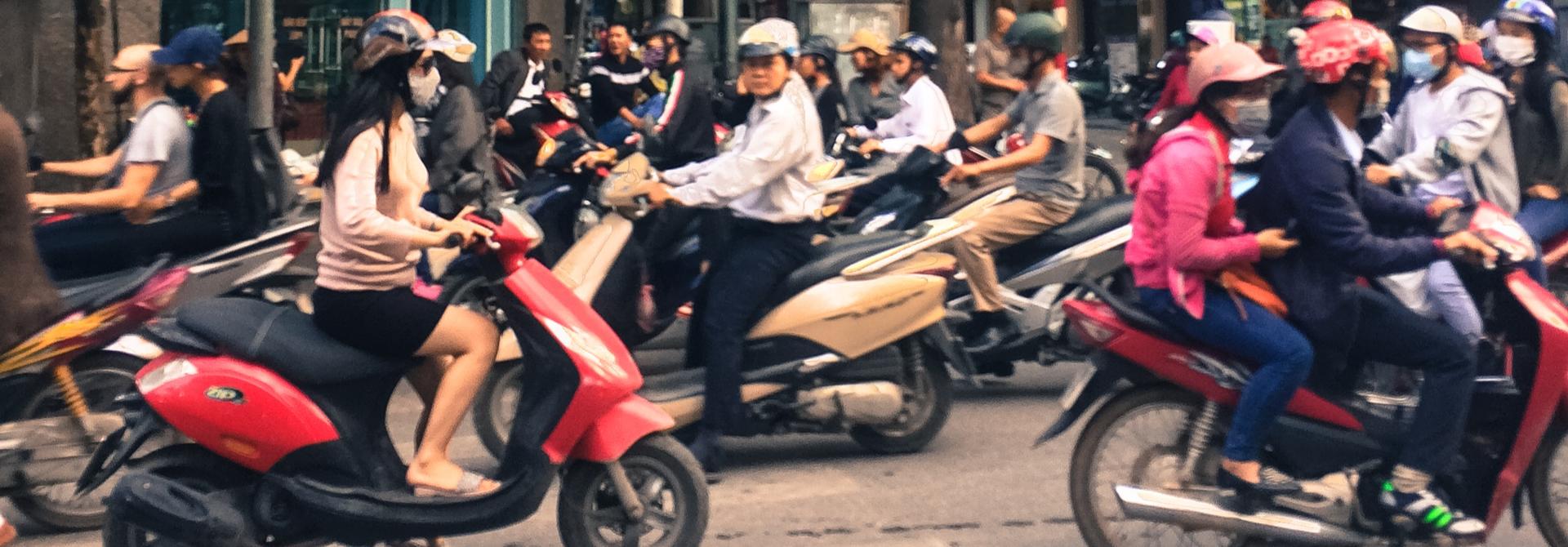 Nhiều mẫu xe máy Honda tăng giá từ tháng Tư