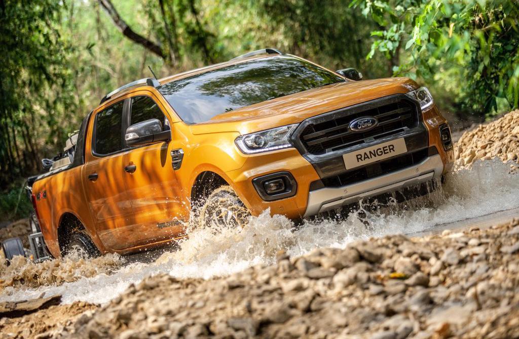 10 xe bán chạy nhất tháng 3/2021 - Ford Ranger lên đỉnh bảng