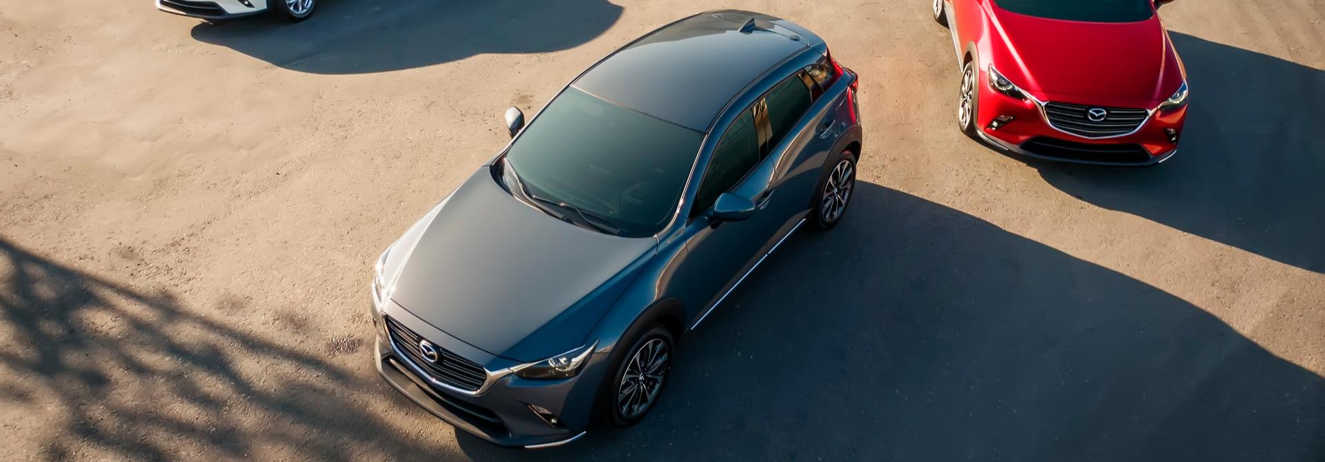 Mazda CX-3: SUV đô thị mới lần đầu tiên phân phối tại Việt Nam