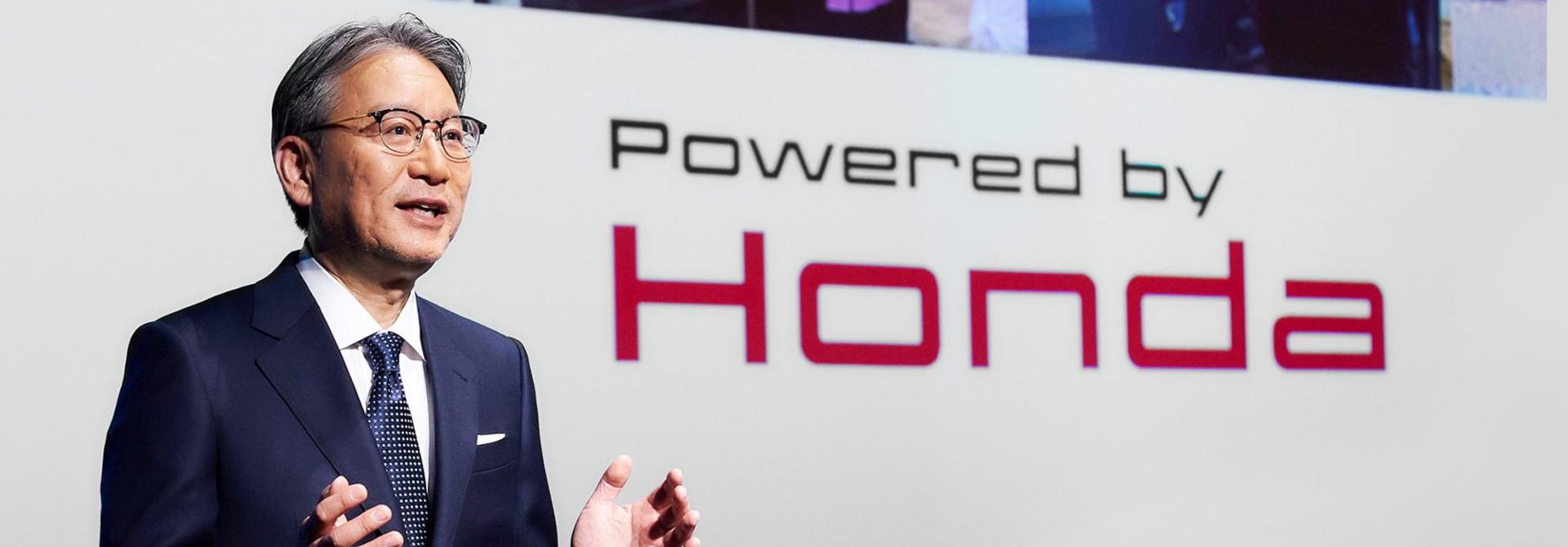 Honda sẽ chỉ bán ô tô điện từ năm 2040