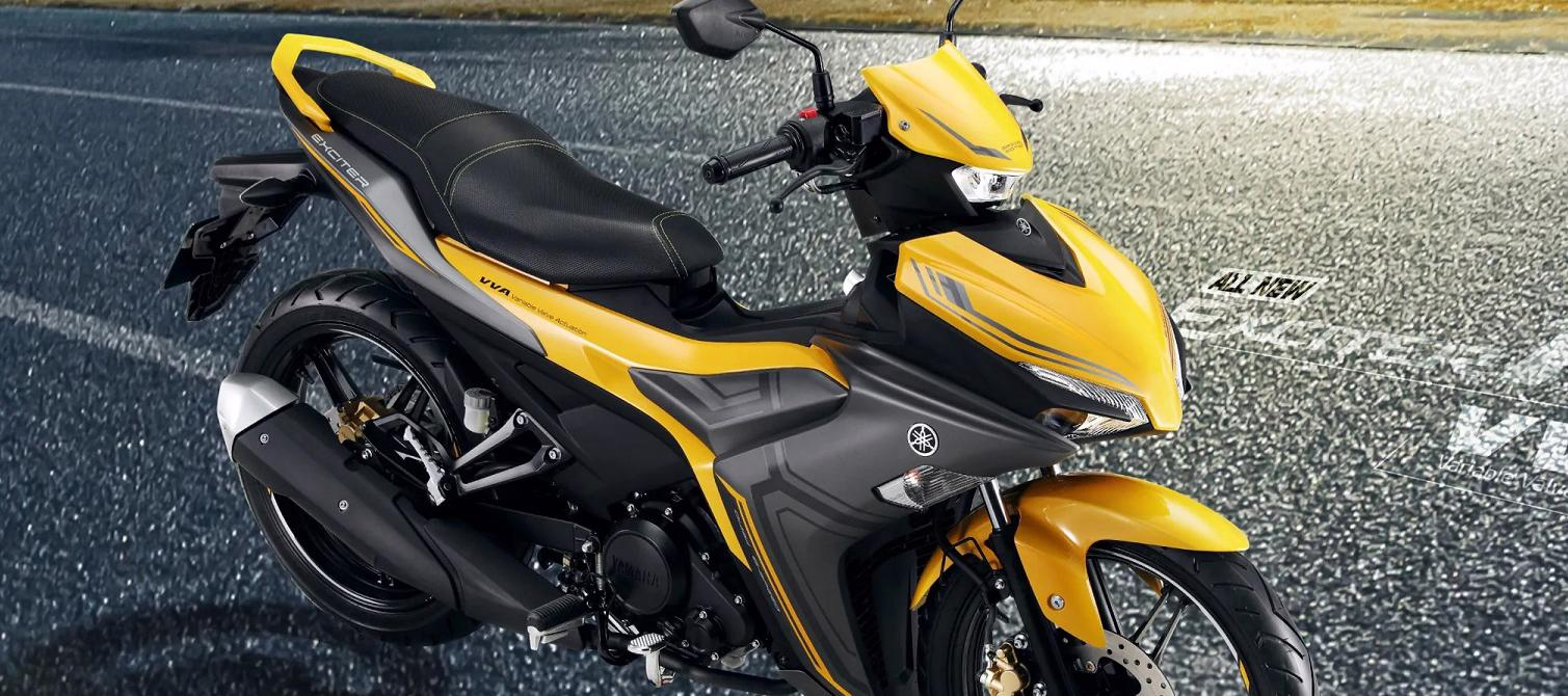 """""""Tiểu R1"""" Yamaha Exciter 155 VVA ra phiên bản giới hạn"""