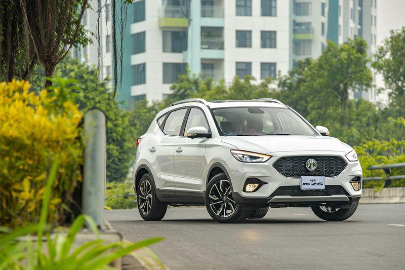 MG ZS Smart up 2021 giảm giá, thấp nhất chỉ từ 504 triệu đồng