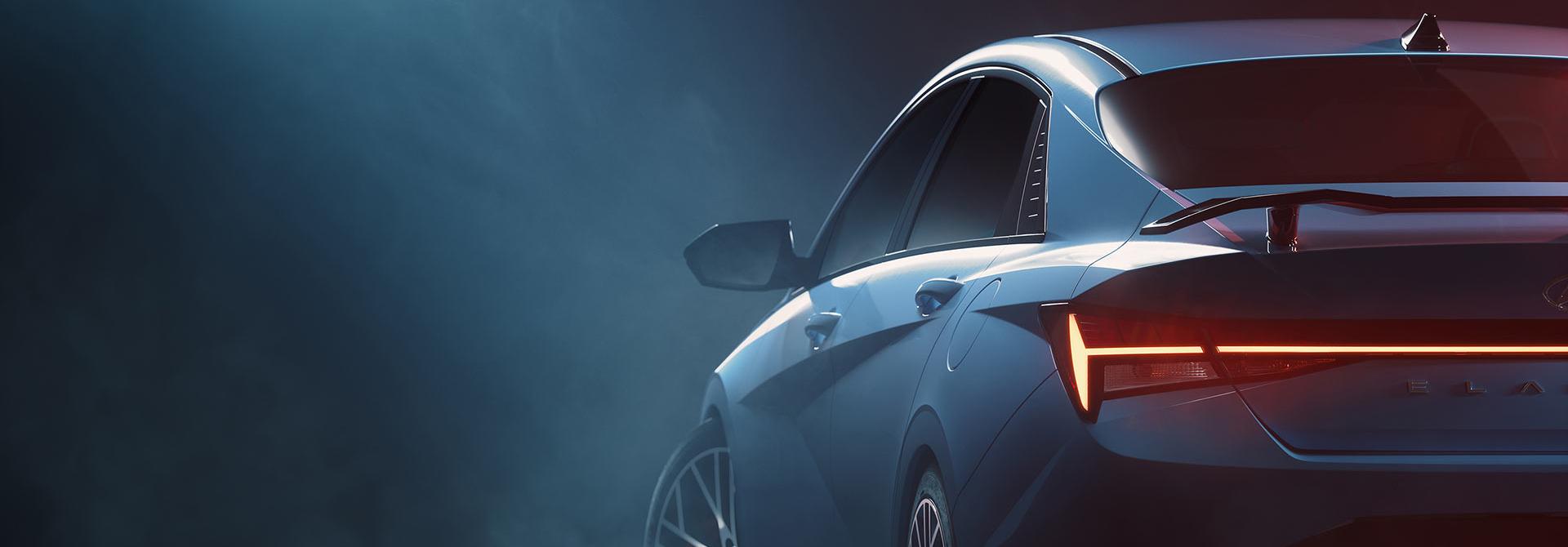 Hé lộ hình ảnh Hyundai Elantra N 2022 trước giờ mắt toàn cầu