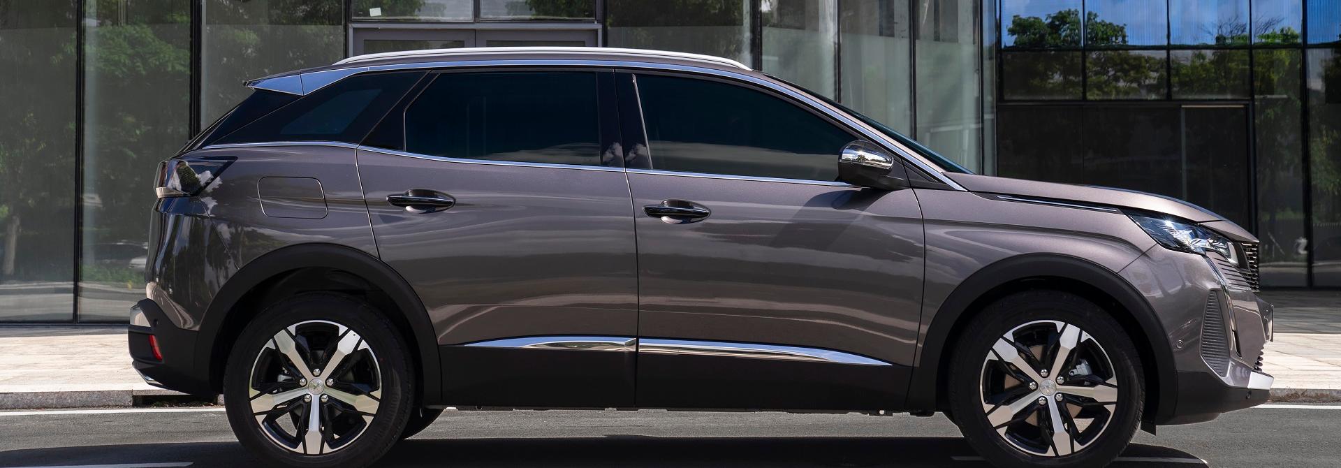 """SUV """"phong cách châu Âu"""" New Peugeot 3008 ra mắt thị trường  Việt"""