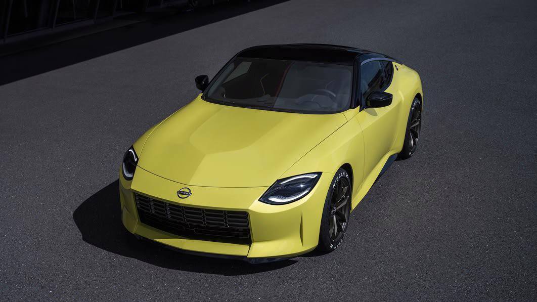 Nissan Z NISMO: Biến thể mới sẽ ra mắt vào năm 2022