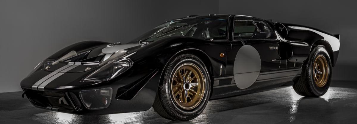 """Ford GT40 EV:  Sự hồi sinh của """"chiến binh"""" huyền thoại"""