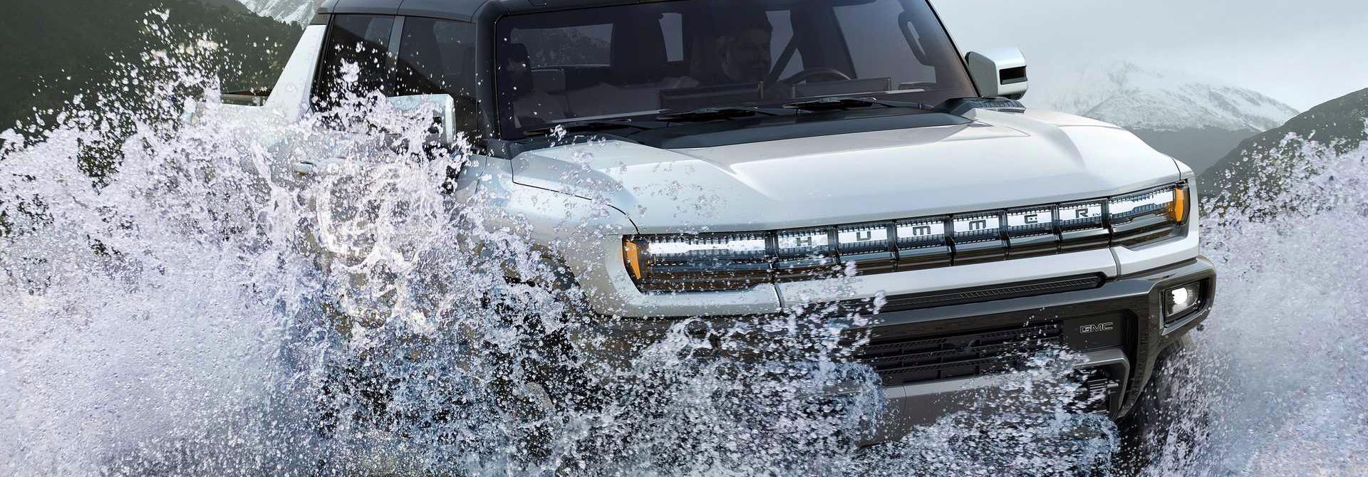 GMC sắp tung ra mẫu bán tải điện thứ hai bên cạnh Hummer EV