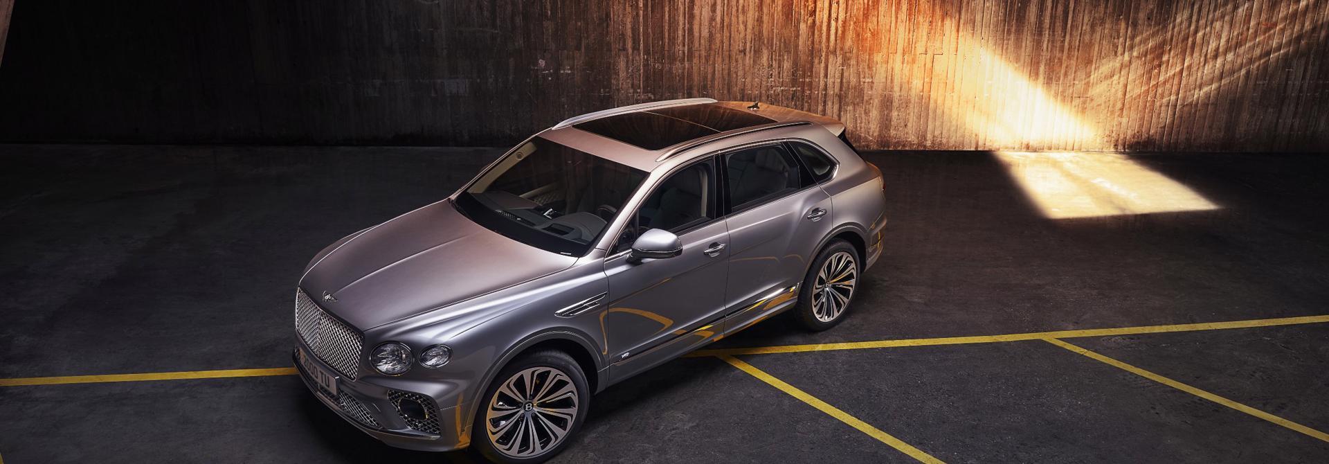 Bentley triệu hồi Bentayga V8 do lỗi hệ thống cân bằng điện tử biến thiên