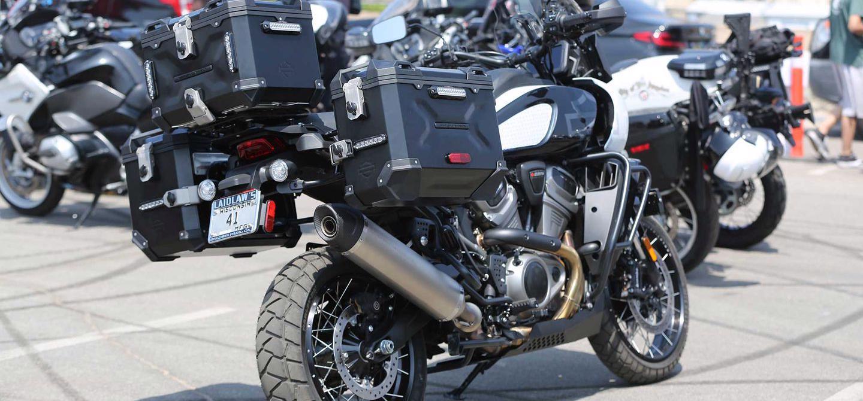 """Harley-Davidson trình làng concept mô tô """"cực ngầu"""" dành riêng cho cảnh sát Mỹ"""