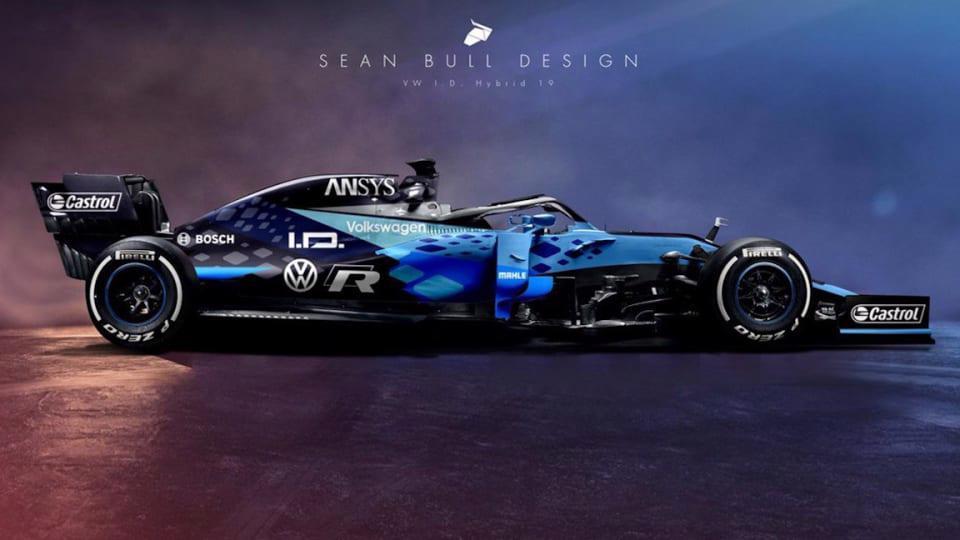 Volkswagen có thể tham gia F1 năm 2026