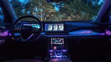 Những chi tiết 'đạo nhái' xe sang trên BEIJING X7