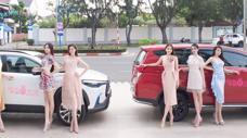 Toyota Corolla Cross, Camry và Innova sẽ đưa đón thi sinh thi Hoa hậu Việt Nam 2020