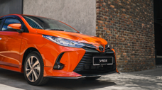 """Toyota Vios 2021 sắp về Việt Nam, tiếp tục làm """"vua doanh số""""?"""