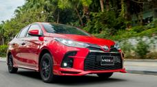 Toyota Vios 2021 chính thức mở bán, giá thấp nhất 478 triệu đồng