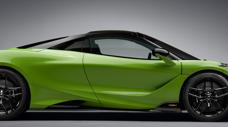 McLaren 765LT Spider ra mắt: Công suất 755 mã lực, chỉ bán giới hạn 765 chiếc