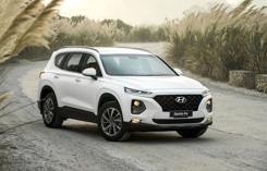 Hyundai Santa Fe 2.4 ĐẶC BIỆT (Xăng)