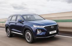 Hyundai Santa Fe 2.4 Cao Cấp (Xăng)