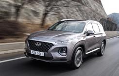 Hyundai Santa Fe 2.2 CAO CẤP (DẦU)