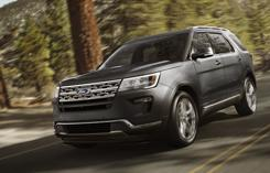 Ford Explorer 2.3 Limited EcoBoost AT 4WD