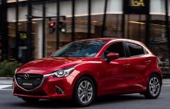 Mazda 2 1.5L LUXURY