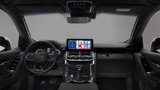 Toyota Land Cruiser 2022 mới chính thức ra mắt: Thay đổi thiết kế, giảm trọng lượng, động cơ mới - Ảnh 11