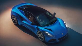 Lộ diện Lotus Emira 2022: Mẫu xe chạy động cơ đốt trong cuối cùng của Lotus - Ảnh 10