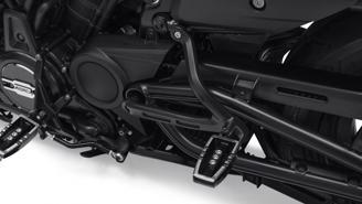 Harley-Davidson Sportster S 2021 lộ diện: 121 mã lực, động cơ V-twin 1.250 cc làm mát bằng chất lỏng - Ảnh 8