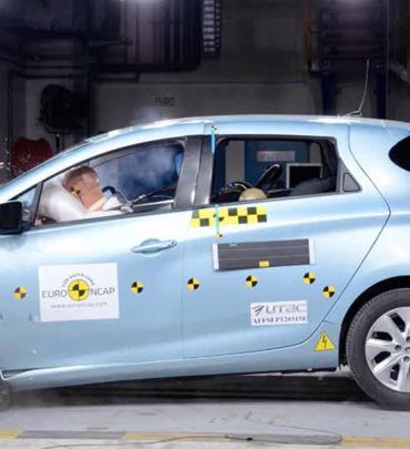 Xe điện có an toàn khi gặp sự cố?