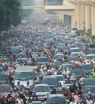 Hà Nội sẽ giải quyết dứt điểm 10 điểm ùn tắc trong năm 2021