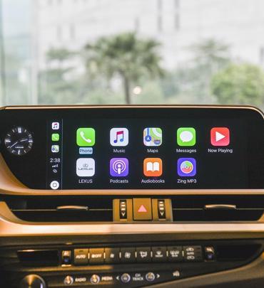 Xe sang Lexus ES 2021 ra mắt, giá không đổi