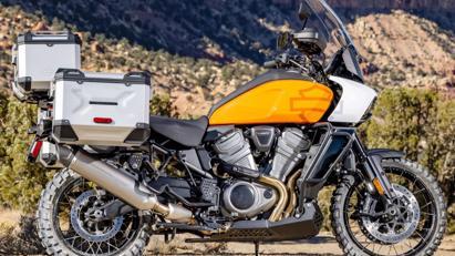 Cận cảnh chiến binh Harley-Davidson Pan America 1250 2021 - Bước đột phá mới - Ảnh 4
