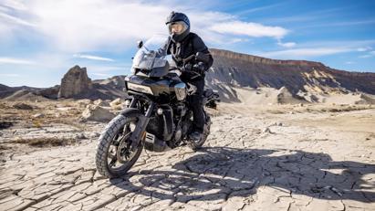 Cận cảnh chiến binh Harley-Davidson Pan America 1250 2021 - Bước đột phá mới - Ảnh 2