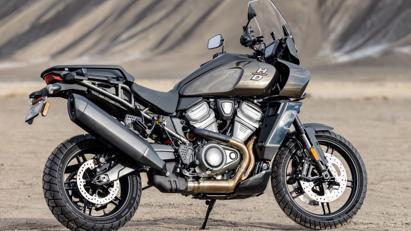 Cận cảnh chiến binh Harley-Davidson Pan America 1250 2021 - Bước đột phá mới - Ảnh 1