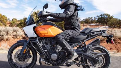 Cận cảnh chiến binh Harley-Davidson Pan America 1250 2021 - Bước đột phá mới - Ảnh 3