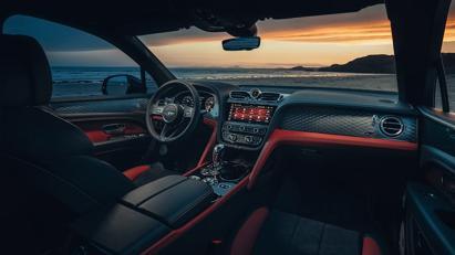 Lộ diện phiên bản Bentley Bentayga S - Ảnh 10