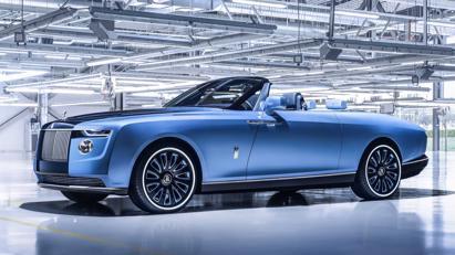 Xe đắt nhất thế giới Rolls-Royce Boat Tail có gì đặc biệt với mức giá trên trời? - Ảnh 5