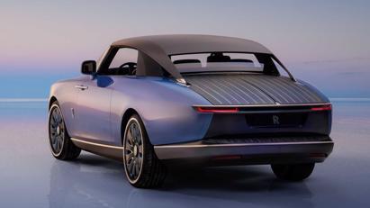 Xe đắt nhất thế giới Rolls-Royce Boat Tail có gì đặc biệt với mức giá trên trời? - Ảnh 4
