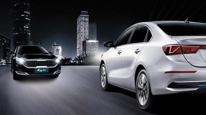 Kia K3 chạy điện ra mắt tại Trung Quốc, giá từ 28.000 USD - Ảnh 5