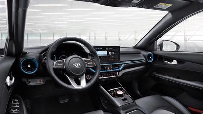 Kia K3 chạy điện ra mắt tại Trung Quốc, giá từ 28.000 USD - Ảnh 4