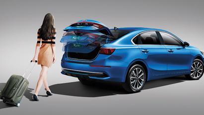 Kia K3 chạy điện ra mắt tại Trung Quốc, giá từ 28.000 USD - Ảnh 11